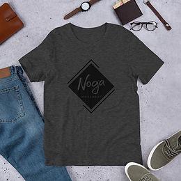 Noga Movement Noir Logo T-Shirt