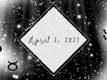 April 2nd, 2021