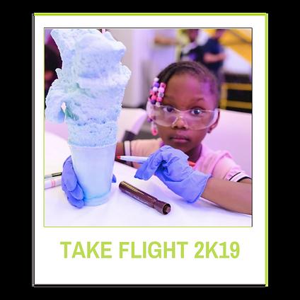 TAKE FLIGHT 2K19