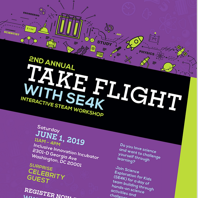 2nd Annual Take Flight with SE4K