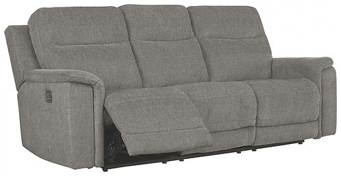 Mouttrie - PWR REC Sofa with ADJ Headrest