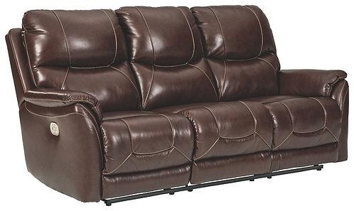 Dellington - PWR REC Sofa with ADJ Headrest