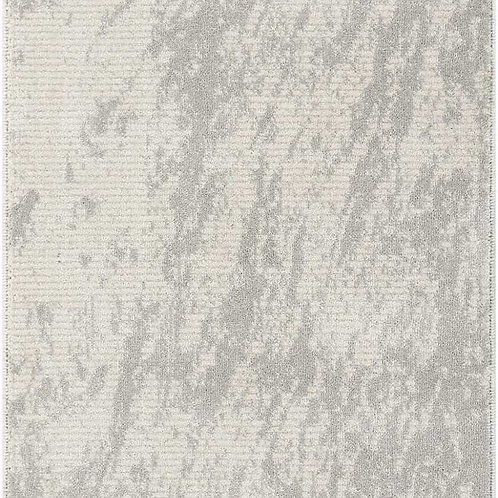 Maxell MAE12 Grey and White Rug