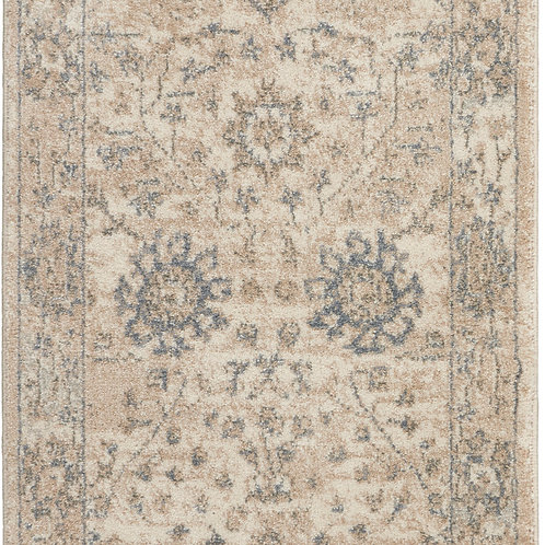 Kathy Ireland Moroccan Celebration 8' Runner    Area Rug