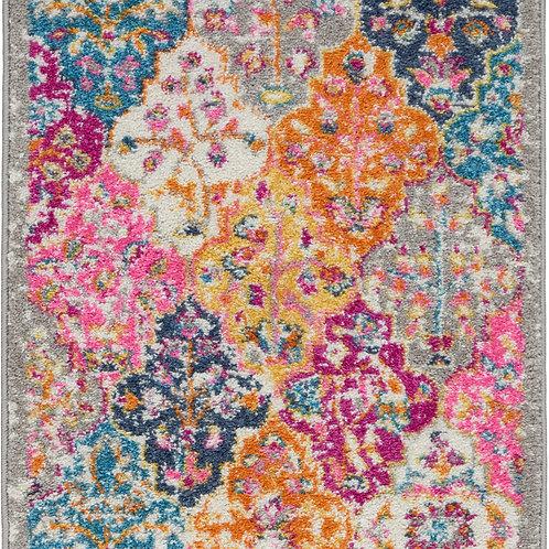 Nourison Passion Bohemian Multi Colored Area Rug