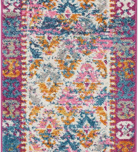 Passion PSN12 Pink Multicolor Rug