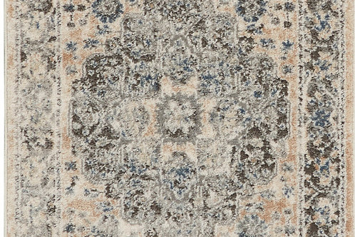 Nourison Quarry 10' Runner  Persian  Area Rug
