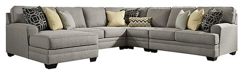 Cresson - 4-Piece Sectional with Chaise