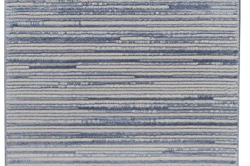 Calvin Klein Orlando CK851 Blue 8' Runner  Hallway Rug