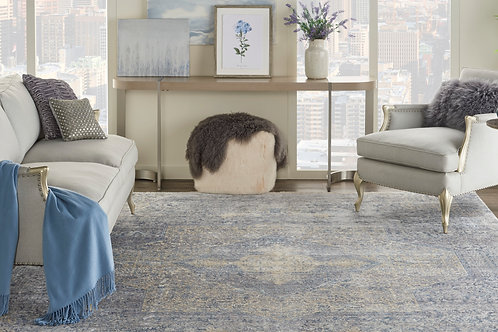 Lustrous Weave Area Rug