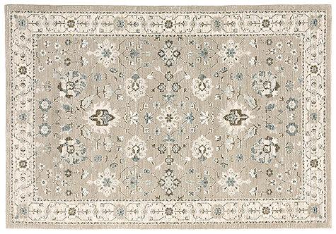 Oriental Weavers Andorra 8930l Beige - Ivory Area Rug