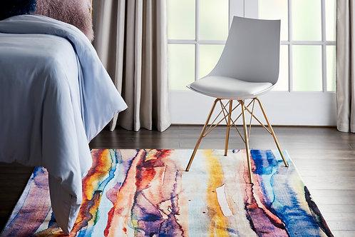 Le Reve LER01 Multicolor PhotoReal Area Rug
