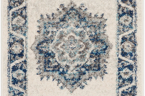 Nourison Persian Vintage  Bohemian Style 8' Runner Area Rug