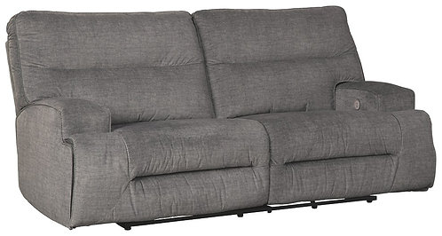 Coombs - 2 Seat Reclining Power Sofa