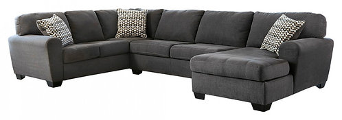 Sorenton - 3-Piece Sectional with Chaise