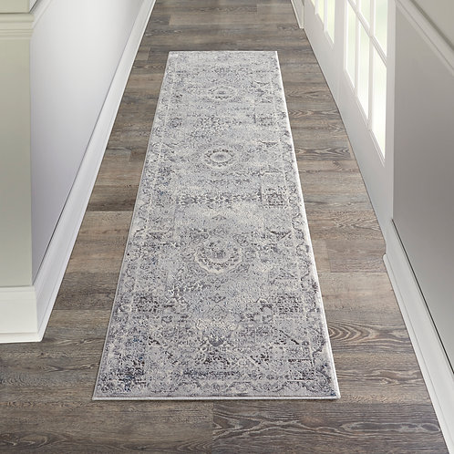 Kathy Ireland Grand Expressions  Runner Area Rug