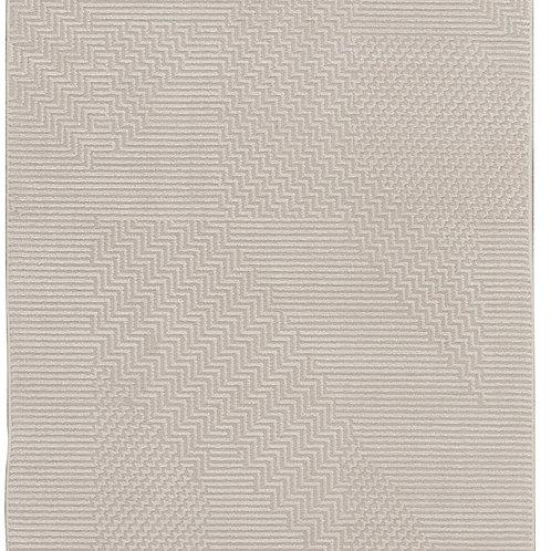 Calvin Klein Orlando CK852 Grey 8' Runner  Hallway Rug