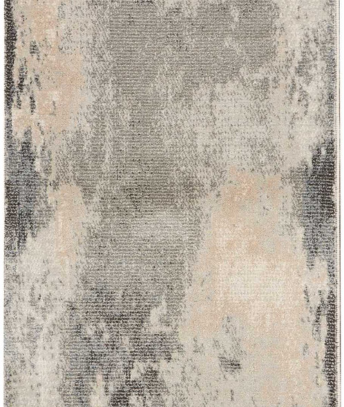 Maxell MAE13 Grey and White Rug