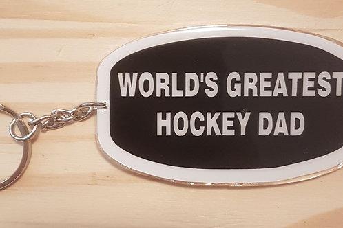World's Greatest Hockey Dad