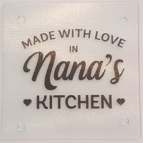Made With Love in Nana's Kitchen