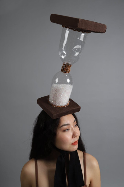 Far Away - Hourglass Hat