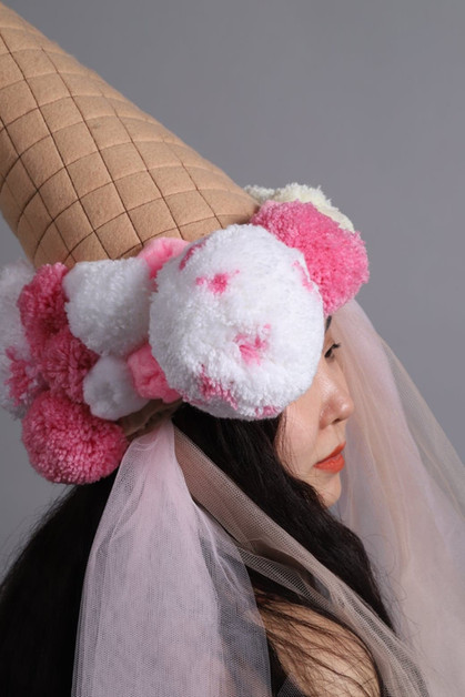 Far Away - Ice Cream Cone Hat