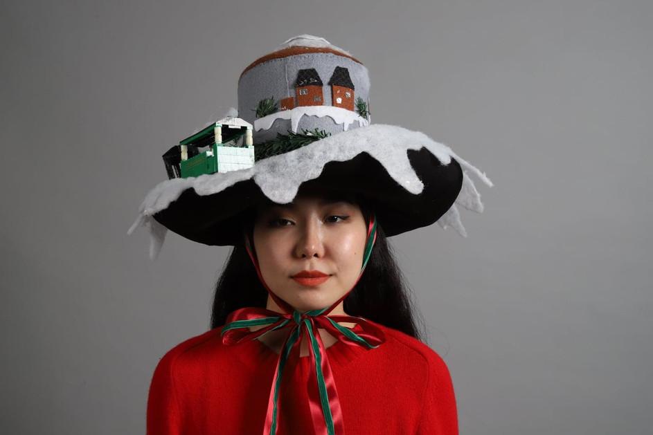 Far Away - Christmas Hat