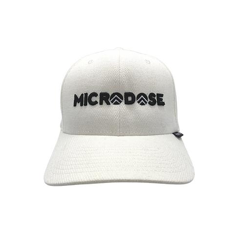 "White Hemp ""Microdose"" hat"