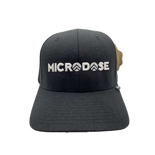"Black Hemp ""Microdose"" Hat"