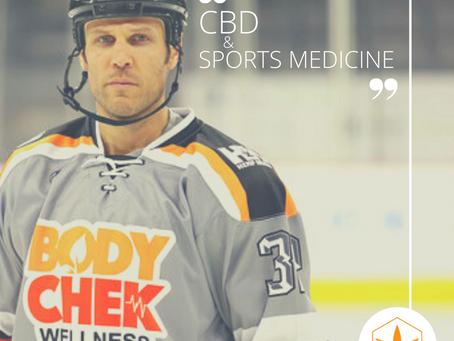 CBD & Sports Medicine