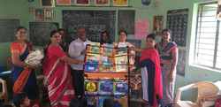 STEM Library at ZP Primary Schools, Bhan