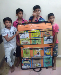 Children Library at Amravati