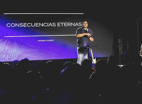 CONSECUENCIAS ETERNAS - Rodrigo Quiroz