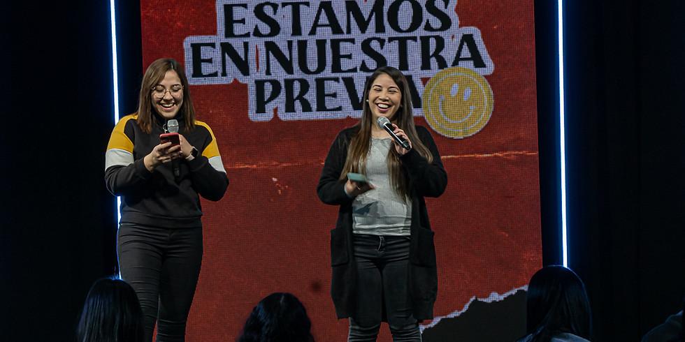 Encuentro AR  | Domingo 05 | 10:45 AM | Campus Santiago Centro