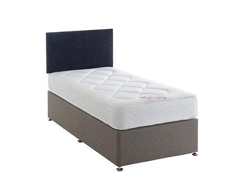 Capri Single Divan Bed Set