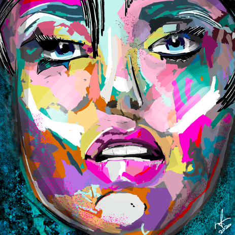 Abstract Woman 2