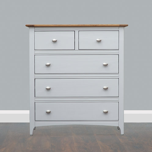 Lagan 5 Drawer Chest