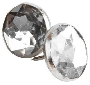 Diamante Button
