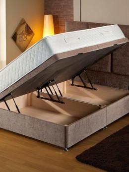 Tardis-like storage for bedrooms in modern homes