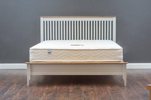 Lagan Oak Bed Frame