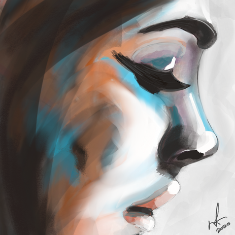 Abstract Woman 3
