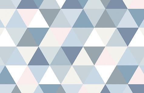 Pastel-Geometric-Triangle-Pattern-Wallpa