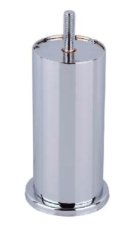 Polished Chrome Long Cylinder
