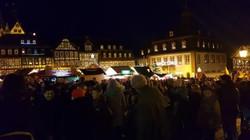 Gelnhausen, Weihnachtsmarkt 2019
