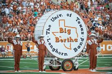 BASS DRUM (BIG BERTHA)