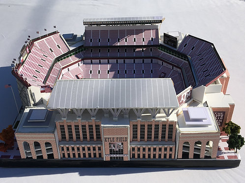 Kyle Field 3-Tier Stadium