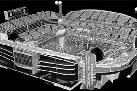 Jacksonville Alltell Stadium Gator Bowl