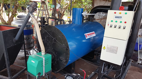 CGP steam boiler