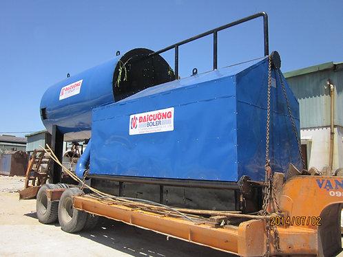 CGR steam boiler
