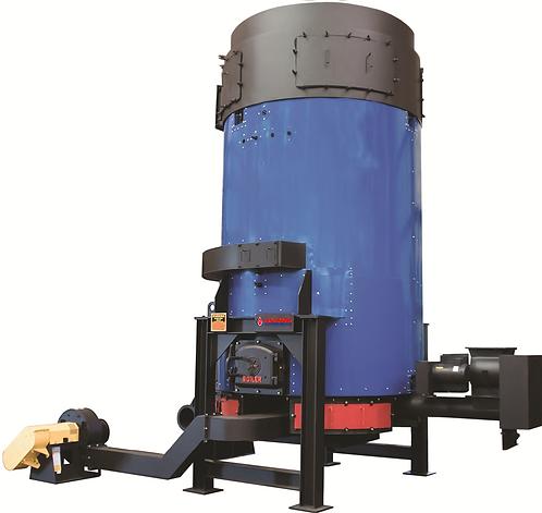 CGD steam boiler